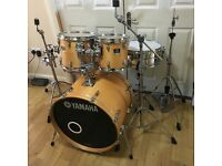 Fully Refurbished Yamaha Stage Custom Drum Kit // Free Local Delivery