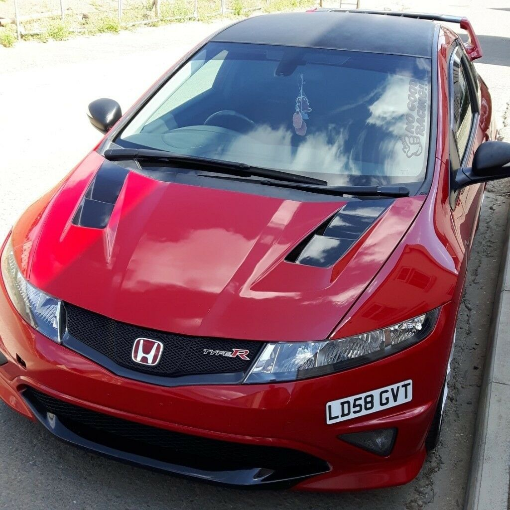honda civic type r gt fn2 in worcester worcestershire gumtree. Black Bedroom Furniture Sets. Home Design Ideas