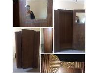 1935 - Art Deco - matching wardrobe and dressing table
