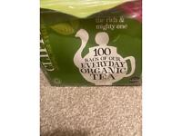 Clipper organic teabags 6 boxes