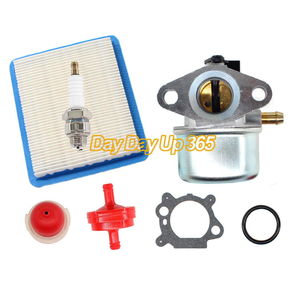 Carburetor Tune Up Kit  F Briggs Stratton 6150 4-7 HP Engine