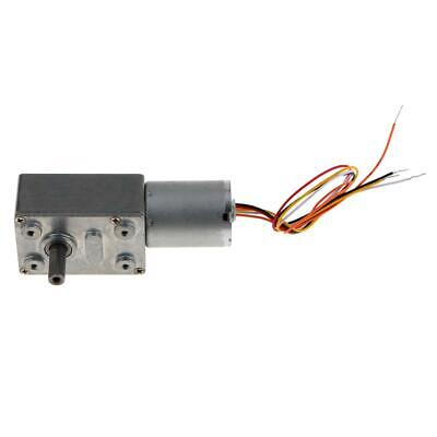 12v 6-150rpm High Torque Low Noise Speed Reduction Brushless Dc Gear Motor