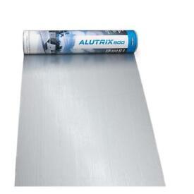 Alutrix 600 self adhesive Aluminium faced vapour barrier 40 x 1.08m (43.2m2 cover)
