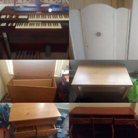 Free furniture - must go ASAP