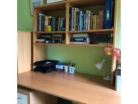 Large modern desk