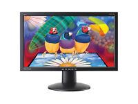 """Viewsonic VA2213W 22"""" LCD Monitor & Stand"""