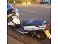 Selling Sym Symphony ST125 in excellent condition