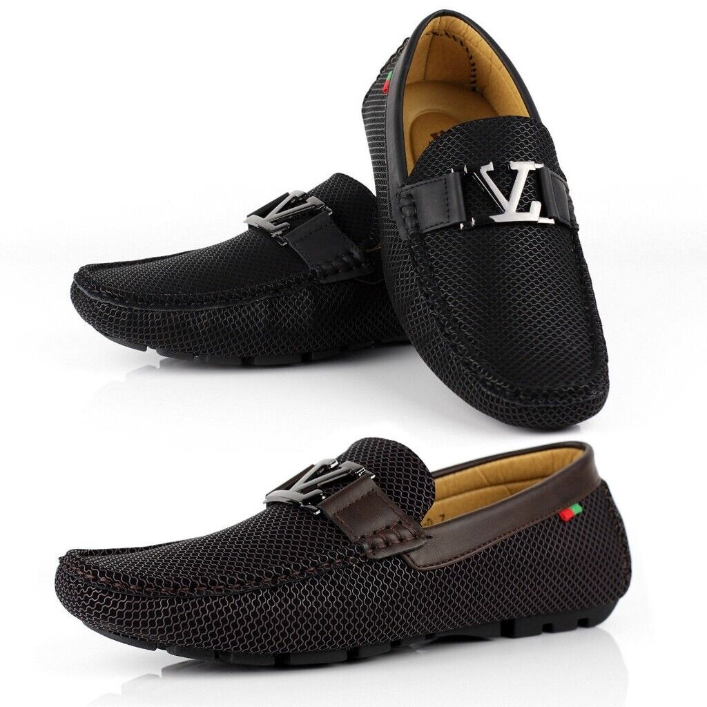 209a5b17cb1 £5 Mens Clearance Designer Smart Casual and Formal Wholesale Shoes -  Trainers