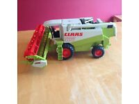 Claas Lexion 480 Toy Combine Harvester
