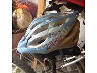 Ladies/teenagers bicycle helmet