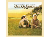 John Barry - Out of Africa [Original Motion Picture Soundtrack] - CD
