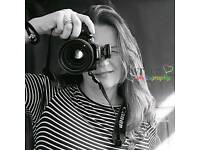 Professional photo shoot