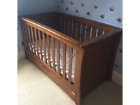 Mamas & Papas Ocean Furniture Dark Oak Range-4 pieces