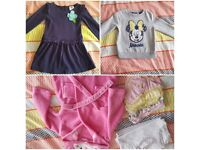 2-3 years girls clothes bundle around 140 items!!!