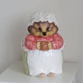 Mrs. Tiggy-winkle Cookie Jar (205745) by Enesco