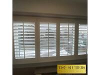 Plantation Shutters/Window Coverings