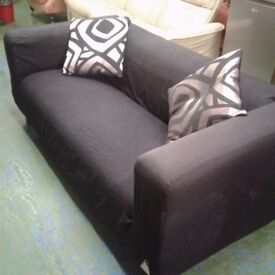 3 Seat Ikea Sofa (Removable Cover)