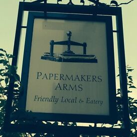 Gastro Pub looking for full time Front of house staff member, Plaxtol, Kent