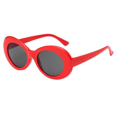 Männer Frauen Retro Vintage Runde Spiegel Sonnenbrille Brillen Outdoor