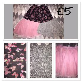 Girls clothing, all pictures have prices on. Fab condition some immaculate :)