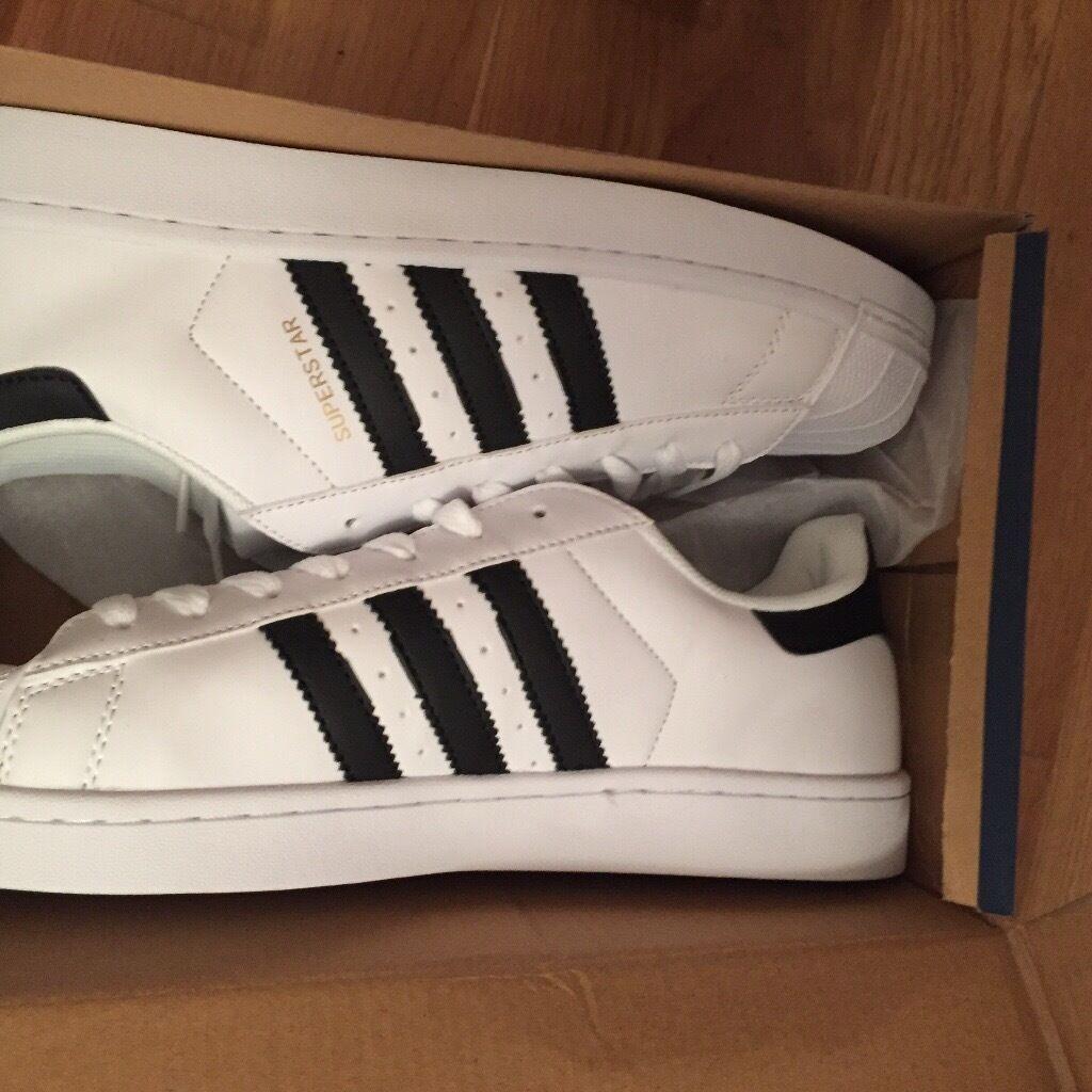 Adidas Superstar Sz 9