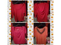 Ladies size 24 clothes