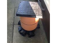 For sale brand new plastic manhole.