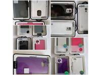 65 pcs of phone cases
