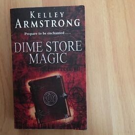Dime Store Magic, by Kelly Armstrong (Set of books £20)