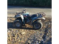 Yamaha 350 timberwolf 2wd farm quad px welcome