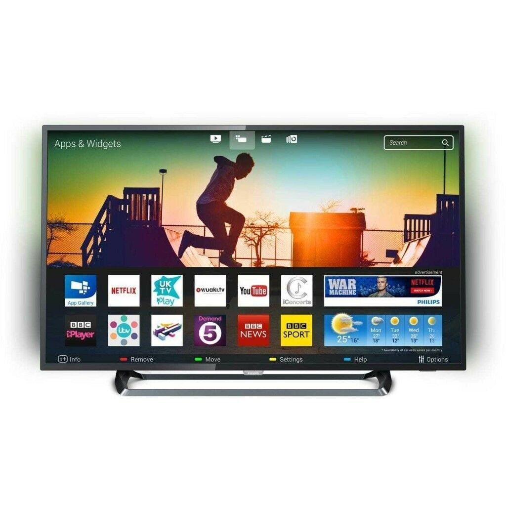 philips smart tv user manual