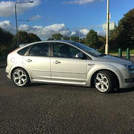 FOR SALE 2007 FORD FOCUS 2.5 ST-2 225 SIV 5 DR FULLY STANDARD WITH LOW GENUINE MILEAGE