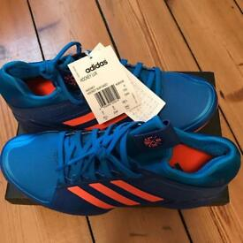 Adidas Lux Hockey Shoes Size 6 UK, Brand New