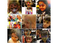Reliable☆Friendly☆Experienced Face Painter !☆