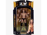 Brand New AEW Jungle Boy Wrestling Figure £15