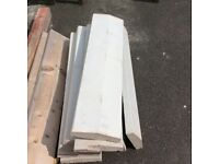 11 x 9inch of coping stone - bought the wrong size