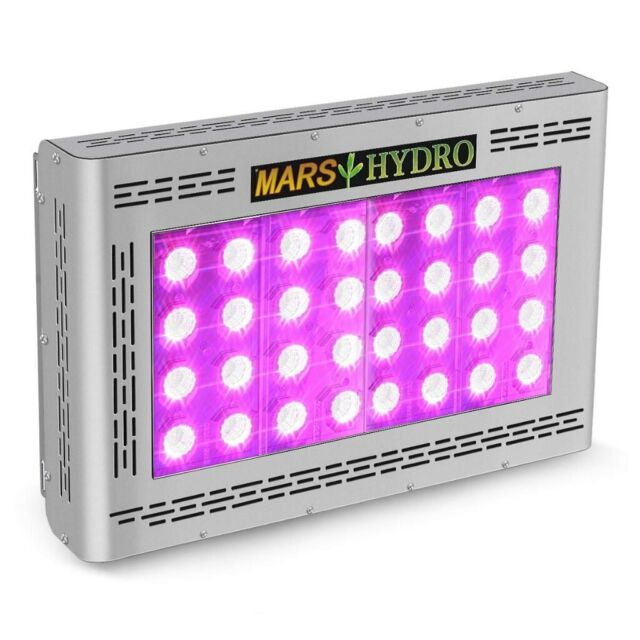 Led Grow Light Mars Hydro Full Spectrum For High Yield Indoor Plants Pro Ii Epistar 800w In Leicester Leicestershire Gumtree