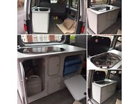 Kitchen unit for Mazda Bongo will fit any Camper