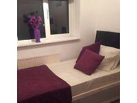 Lovely Single Room in Bellingham - FREE PARKING