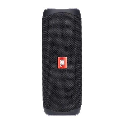 JBL Flip 5 Bluetooth Speaker schwarz bis zu 12h kabellos Musik abspielen