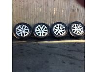 Discovery 3 alloy wheels & tyres