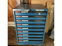 Mechanic style tool box / chest