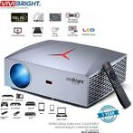 Vivibright F40 FullHD(Native)/15000:1 Contrast/4200Lumen/LED