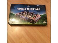 Heineken Table Soccer