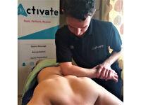 Sports Massage £20/Hour