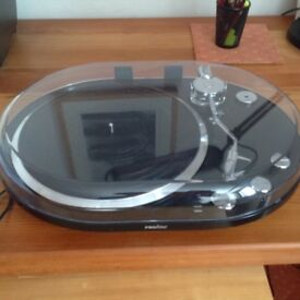 PROline TURN01 digital turntable with operating instructions
