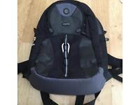 Brand new laptop/tablet black back pack carrier