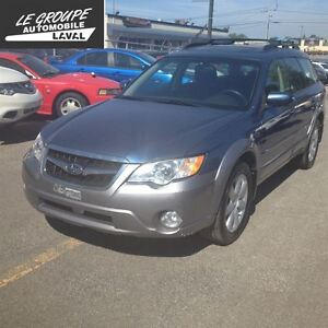 2008 Subaru Outback 2.5 i Touring Package AWD TOIT PANORAMIQUE