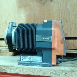 Prominent Fluid Controls, Mod. G/58 1006 PP4, 115 volt,4.1 amp, metering rate 5.83  10 bar