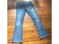 7 For All Mankind designer jeans size 32